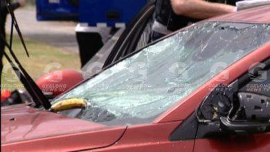 Car Smash Window