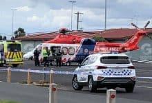 Ambulance HEMS and Police Car