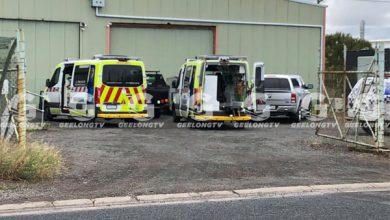 2 Ambulance Vehicles